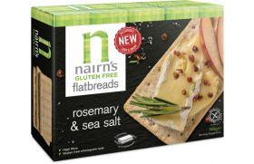 Nairn's rosemary & Sea Salt  6x150g