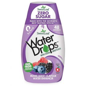 Sweetleaf Mixed Berry Water Drops 48ml x12