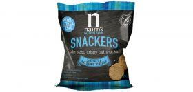 Nairn's Sea salt & Balsamic Vinegar Snackers 20x23g