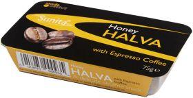 Sunita Halva Honey Halva with Espresso Coffee