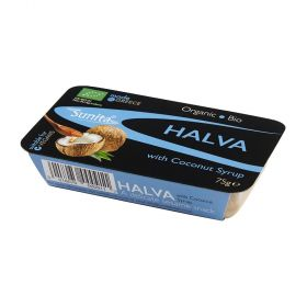 Sunita Halva Organic Halva with Coconut Syrup - NEW