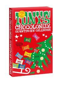 Tony's Chocolonely Fairtrade Tony's Chocolonely Countdown Calendar 225g x12
