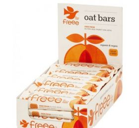 Doves Farm Freee Org Apricot Oat Bar with Chia (Multipack) 35g x28