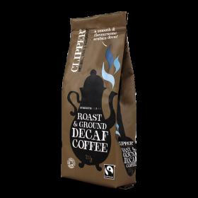 Clipper Tea Decaf Coffee R&G 227g