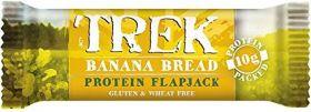 Trek Banana Bread Protein Flapjack 50g x16