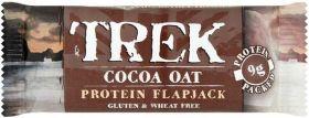 Trek Cocoa Oat Protein Flapjack 50g x16
