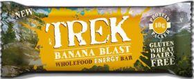 Trek Banana Blast Protein Energy Bar 55g x16