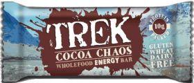 Trek Cocoa Chaos Protein Energy Bar 55g x16