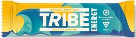 TRIBE Energy Cacao Almond Vegan Energy Bar (42gx16)