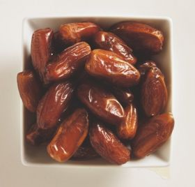 Tropical Wholefoods Fairtrade and Organic Dates 250g x6