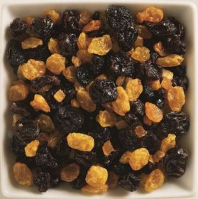 Tropical Wholefoods Fairtrade Mixed Dried Fruit 500g x6