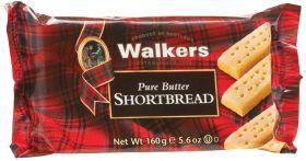 Walker's Shortbread Fingers 160g x24