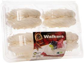 Walker's Meringue Nests 100g x12