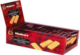 Walker's Shortbread Fingers 40g x24