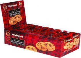 Walker's Choc Chip Shortbread 40g x20