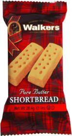 Walker's Shortbread Fingers 28g x150
