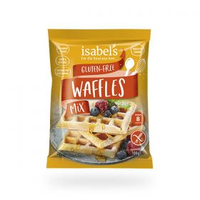 Isabel's Free From Waffle Mix 100g x8