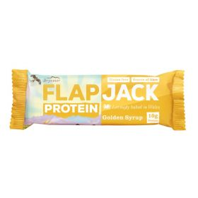 Wholebake Golden Syrup Protein Flapjack 52g x16