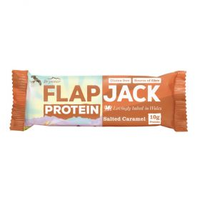 Wholebake Salted Caramel Protein Flapjack 16 x52g