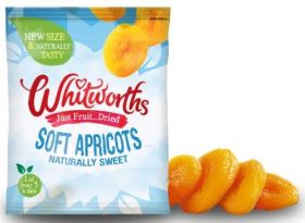 Whitworths Snack Pack Apricot 18x40g