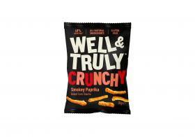 Well&Truly Crunchy Smokey Paprika 30g x16