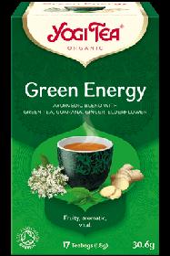 Yogi Tea FTS Natural Energy 20 bags x6