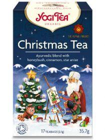 Yogi Tea Christmas Tea Organic 17 bags  x6