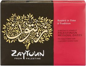 Zaytoun FT Palestinian Medjoul Dates 5kg x1