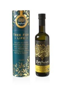 Zaytoun ORG Tree planting Olive Oil 500ml x6